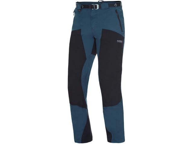 Directalpine Mountainer 5.0 Pants Herren greyblue-black
